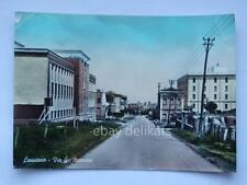 LANCIANO Chieti via Marconi vecchia cartolina