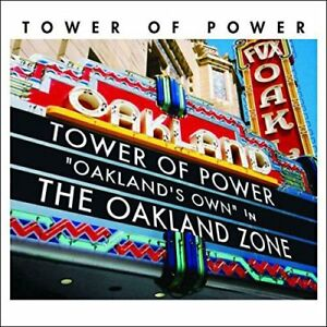 Tower Of Power - Oakland Zone [CD]