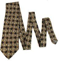 ROBERT TALBOTT BEST OF CLASS Men's Silk Neck Tie Hand Sewn in USA
