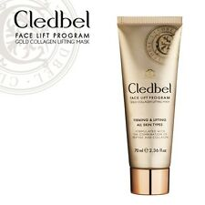 KOREA BEAUTY [Cledbel] FACE LIFT SOLUTION GOLD COLLAGEN LIFTING MASK