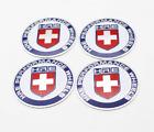 4x45mm Hre Car Wheel Center Cap Emblem Sticker