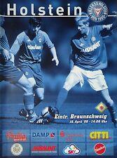 Programm 2004/05 KSV Holstein Kiel - Braunschweig
