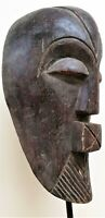 Old Tribal Songye Mask DR Congo Africa Fes 036