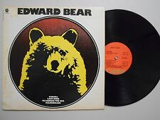 Edward Bear POP ROCK LP (CAPITOL ST-611157) Edward Bear VG+ STEREO
