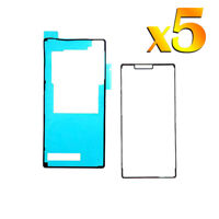 5x For Sony Xperia Z3 Front Back Touch Screen Glass Adhesive Tape Glue Repair