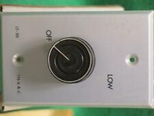 LT-30 ADJUSTABLE SPEED CONTROL SWITCH IN WALL MOUNT 120V AC 3 AMP SOLID STATE