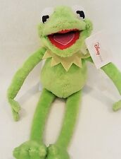 Kermit the frog toy~ the Muppet Show Disney Store soft toy sesame street toy
