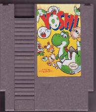 YOSHI ORIGINAL RARE NINTENDO GAME SYSTEM NES HQ