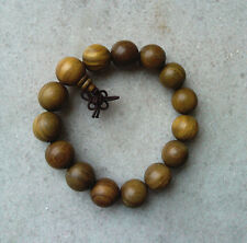 1pcs 15mm Natural Verawood Wooden Bead Bracelet for Cool Men and Fashion Men