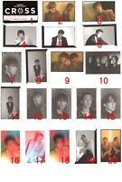 WINNER CROSS Official Original PHOTO CARD PHOTOCARD KPOP YG KOR SELLER