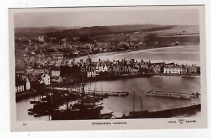 SCOTLAND, STONEHAVEN, THE HARBOUR, RP