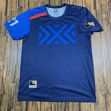 New York Excelsior #21 Overwatch League Inaugural Season PINE XL  Jersey