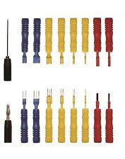 BGS! Multimeter Spitzen Prüfspitzen Satz 16-tlg Adapter Stecker Flachstecker Set