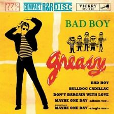 GREASY Bad Boy CD - new - Japanese Rockabilly Neo-rockabilly Rock & Roll Japan
