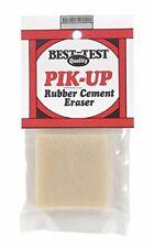 PIK-UP RUBBER CEMENT ERASER