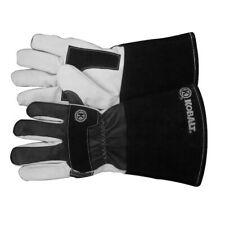 Welder Welding Gloves Kobalt Migstick Size Large Lambskincowhide