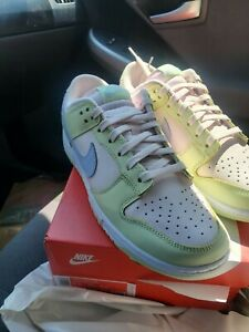 IN HAND Nike Dunk low Lime Ice Womens Size 8.5w/7 mens DD1503-600 FREE SHIPPING