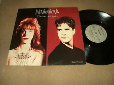 "@ NIAGARA VINYL 12"" FRANCE FLAMMES DE L'ENFER"