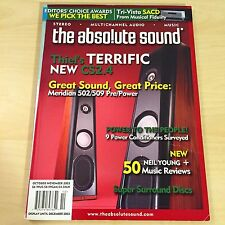 The Absolute Sound Issue 144, 2003 TAS MUSIC Editors' Choice Awards BEST Review