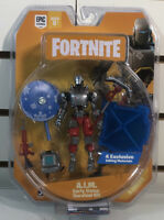 "Jazwares Fortnite A.I.M. Early Game Survival Kit 4"" Action Figure New Sealed!!!"