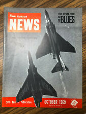 Naval Aviation News (October 1969) Air Show Edition