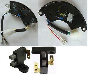 2-7 KW AVR,Carbon Brush GX160 GX200 GX340 GX390 Generator Parts Regulator ISO CE