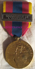 DEC5169 -  MEDAILLE DE LA DEFENSE NATIONALE - GENDARMERIE DE L'ARMEMENT