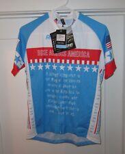 Dna Cycling | *New* Xl Men's Micro Traforato S/S Jersey Bike Across America