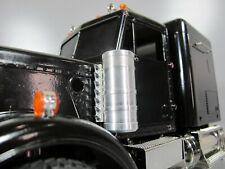 Pair Aluminum Side Air Cleaner Intake Tank for Tamiya R/C 1/14 King Grand Hauler