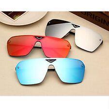MUJER HOMBRE Plástico Protección uv Fresco De La Moda Gafas Sol Conducción
