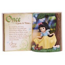 Disney Precious Moments 134406 StoryBook Snow White New & Boxed