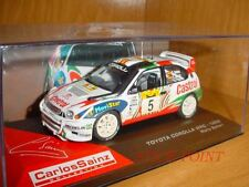 TOYOTA COROLLA WRC CARLOS SAINZ 1:43 SAFARI 1998 #5