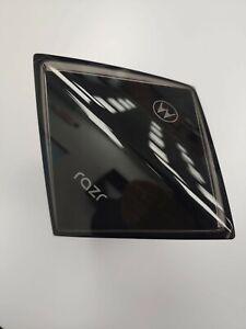 Motorola RAZR MOTXT20001 FLIP !!  - 128GB - Noir Black (Verizon)