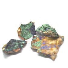 Rough Unpolished Azurite & Malachite Mixed Stone - Quality Crystal