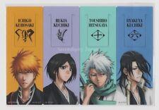 Bleach Anime Ichigo Rukia Hitsugaya Byakuya Bookmarks NFS