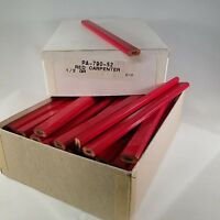 Carpenter Pencils MADE IN USA assorted colors