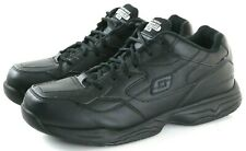 Skechers Relaxed Fit Men's Working Shoes Size 13 Black