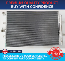 CONDENSER AIR CON RADIATOR TO FIT FORD TRANSIT TRANSIT CUSTOM 2012 ON 2.2 TDCi
