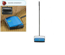 Bissell Carpet Sweeper, Saves Energy, Cleans Carpet The Old Fashion Way, Quiet