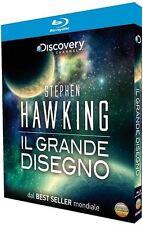 Stephen Hawking Il Grande Disegno Dio Ha Creato L'Universo Blu Ray Astronomia