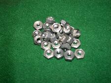 25 x (3mm) M3 x 3.2mm ESAGONO RIVETTO Bush, Acciaio Inox