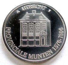 """NETHERLANDS MUNTMUSEUM """"MINT MUSEUM"""" 2003 UTRECHT UNC Token 26mm 6.2g CuNi NN5.4"""