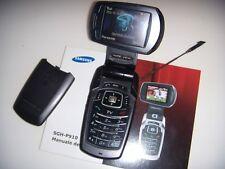 SAMSUNG SGH-P910 BLACK 2006 ESEMPLARE UNICO + BATTERIA ORIGINALE NUOVA
