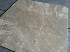 """Breccia Oniciata Brown Polished Marble Tile floor wall 12""""X12"""" 360 Sq/Ft - $7.75"""