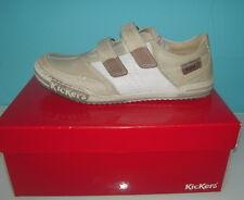 KICKERS - Chaussure Jinno beige pointure 29  NEUF