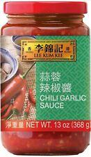 LEE KUM KEE Chilli Garlic Sauce 368g - Brand New