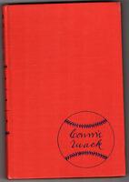 Connie Mack's Baseball Book! Vintage! Facsimile Signature! RARE!