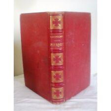 PIERROT Histoire Fantastique du Magicien ALCOFRIBAS dessins d'Yan' DARGENT 1865