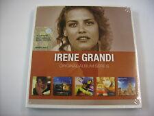 IRENE GRANDI - ORIGINAL ALBUM SERIES - 5CD NEW SEALED 2010