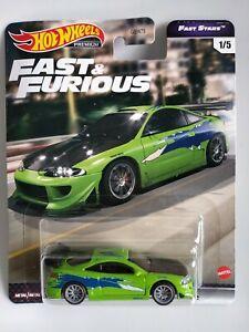 Hot Wheels Fast and Furious Fast Stars Mitsubishi Eclipse